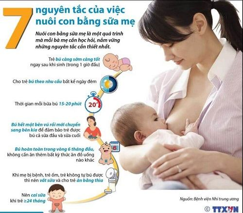 Thành phần có trong sữa mẹ