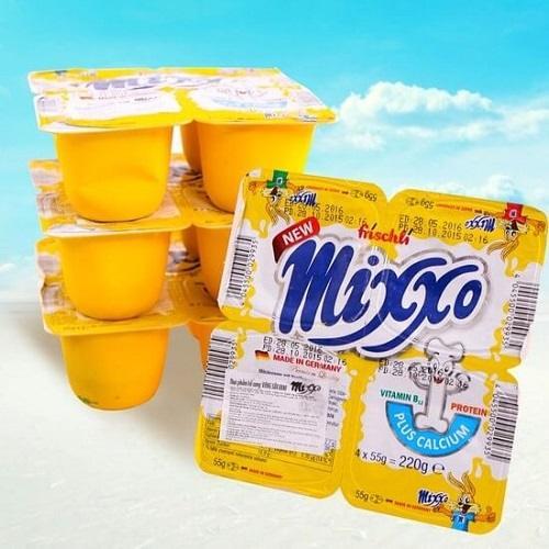 Cách bảo quản Váng sữa Mixxo