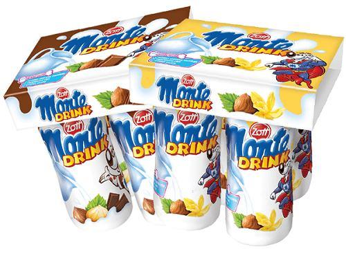 Công dụng của váng sữa Monte