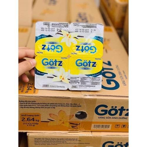 Mua váng sữa Gotz ở đâu tại Hà Nội