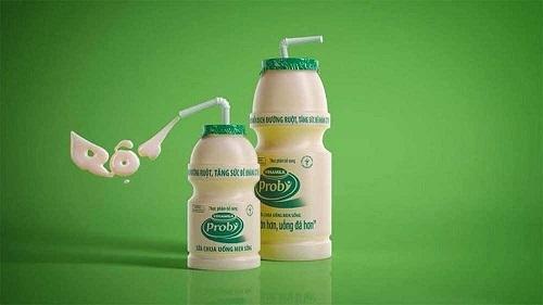 sữa probi ít đường