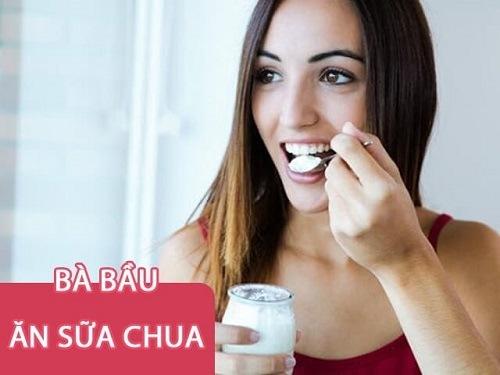 Bà bầu ăn sữa Susu được không?