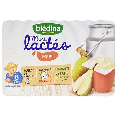 review váng sữa bledina