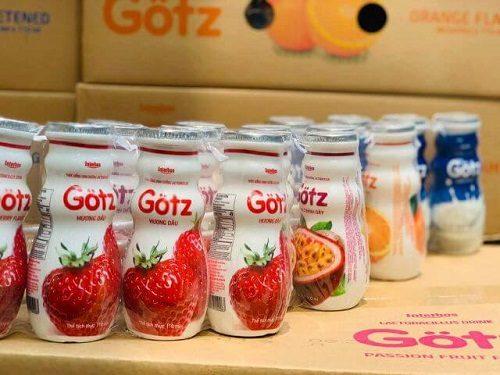Sữa chua Gotz có tốt không
