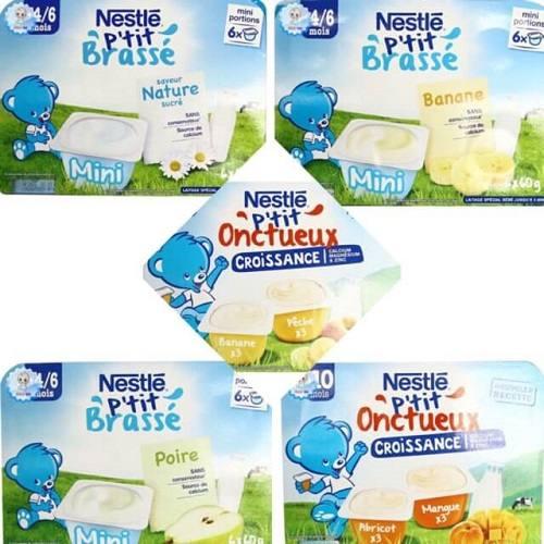 Sữa chua Nestle cho bé mua ở đâu?