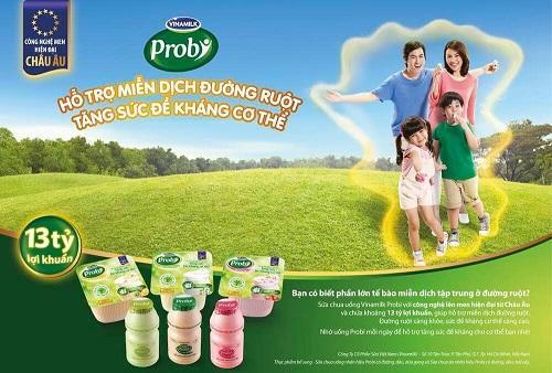 Sữa chua uống Probi giá bao nhiêu tiền