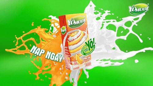 Sữa Yomost