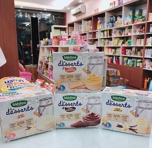Váng sữa Bledina giá bao nhiêu tiền?