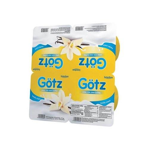 Váng sữa Gotz có tốt không