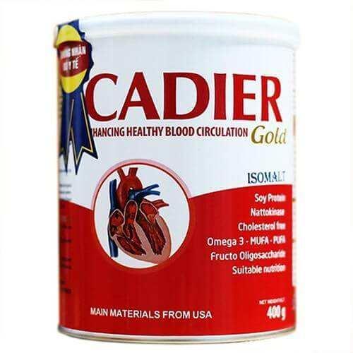 Sữa Cadier Gold
