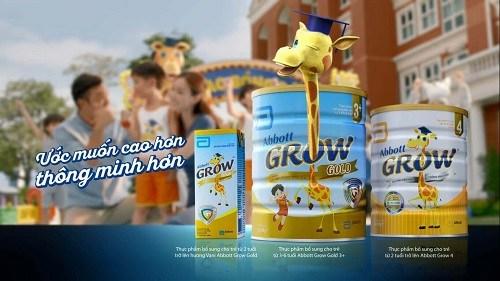 Sữa Abbott Grow 4 giá bao nhiêu