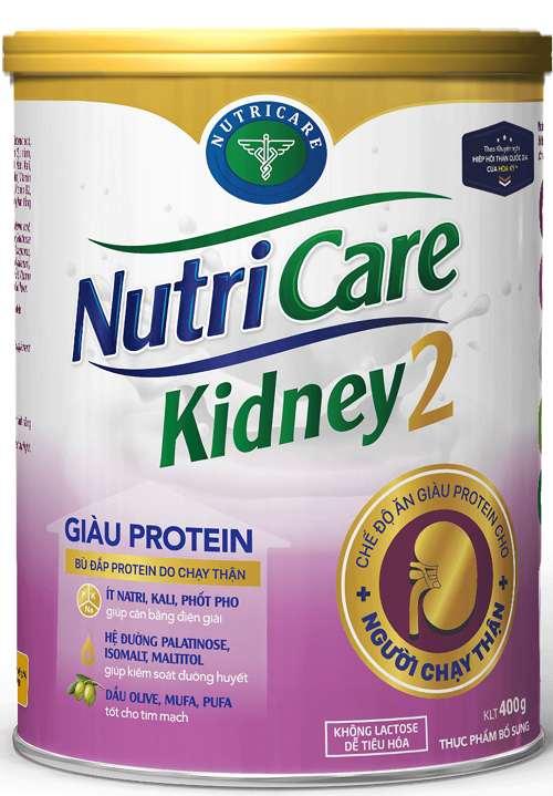 Sữa Nutrcare Kidney 2