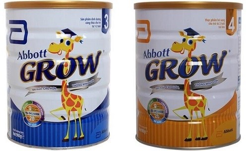 sữa abbott grow 3 400g