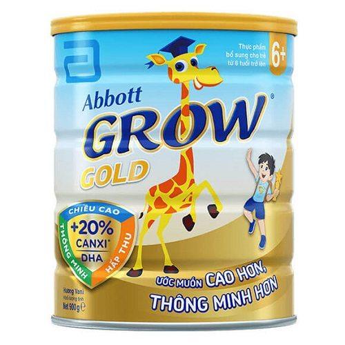 sữa abbott grow 6+