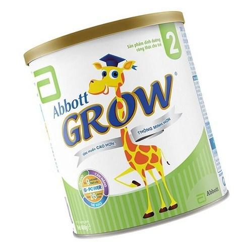 sữa abbott grow 2 tuổi