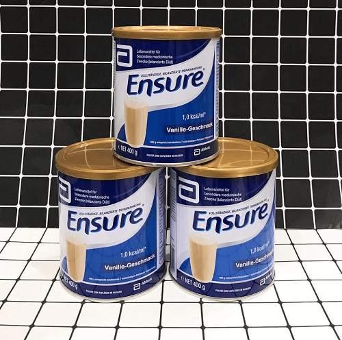 sữa ensure 400g đức