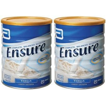 sữa ensure gold 850g úc