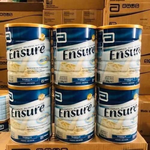 Sữa Ensure nhập khẩu từ Úc giá bao nhiêu tiền?