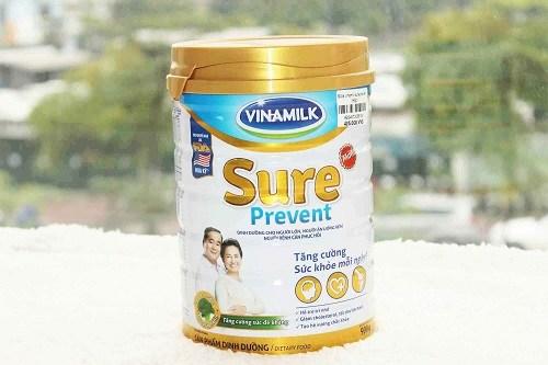 Sữa Sure Prevent