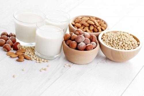sữa chiết xuất từ thực vật