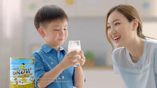 sữa abbott grow 4 có tăng cân không
