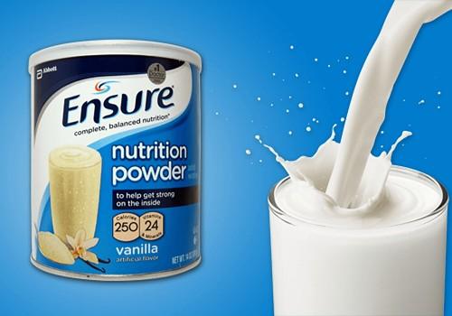 sữa ensure bột mỹ