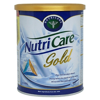Sữa Nutricare Gold