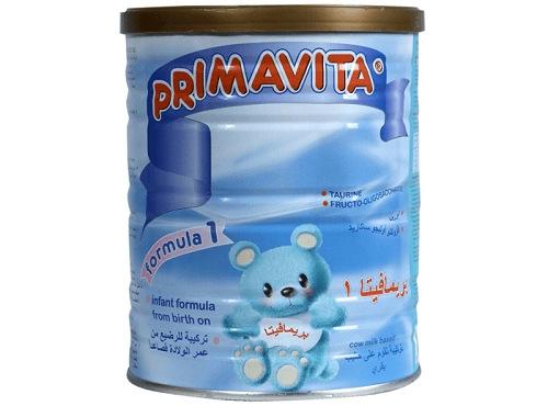 Sữa ít béo Primavita