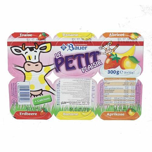 sữa chua petit