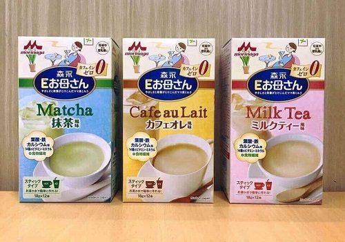 sữa morinaga bầu