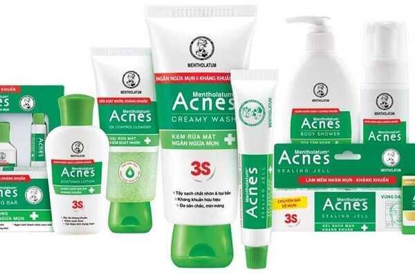 srm acnes